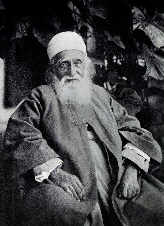 Abdu'l-Bahá (c) Bahá'í Nemzetközi Közösség media.bahai.org