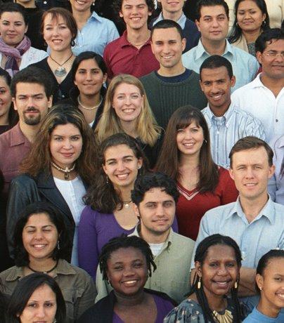 A bahá'í világvallás szinte minden országban elterjedt.